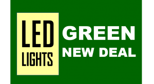 Green New Deal and LED Lights