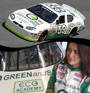 GREENandSAVE's Eco Academy brings Green Collar Jobs to 75 Million race fans